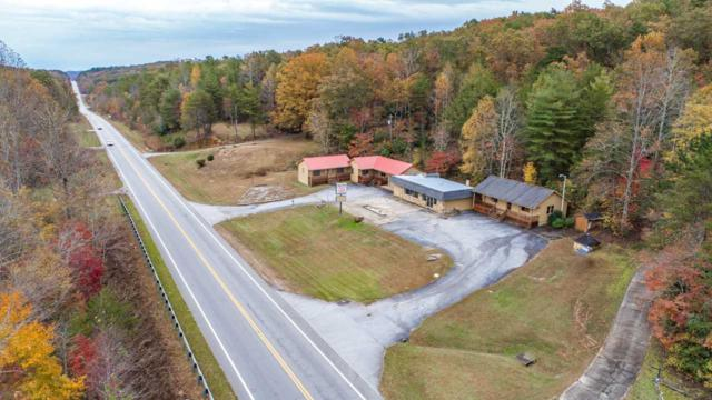 4515 Sc Highway 11, Pickens, SC 29671 (#256853) :: Connie Rice and Partners