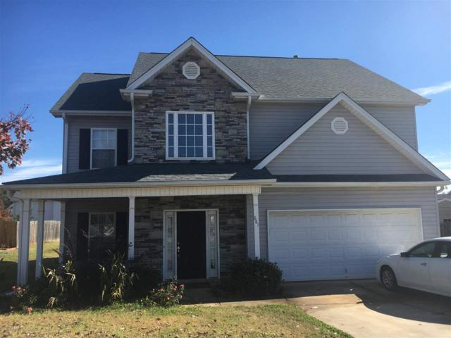 681 Flintrock Drive, Boiling Springs, SC 29316 (#256871) :: Century 21 Blackwell & Co. Realty, Inc.