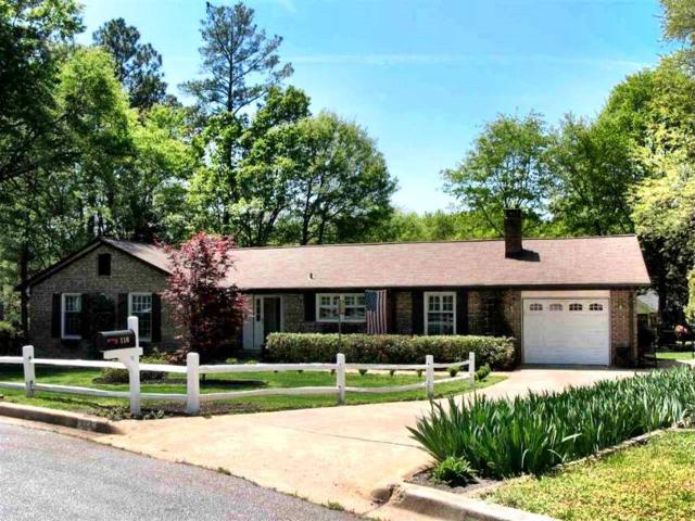 118 Richborough Drive, Spartanburg, SC 29307 (#256916) :: Century 21 Blackwell & Co. Realty, Inc.