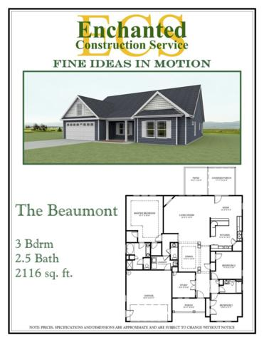 688 Sloan Rd Lot 13, Lyman, SC 29365 (#257256) :: Century 21 Blackwell & Co. Realty, Inc.