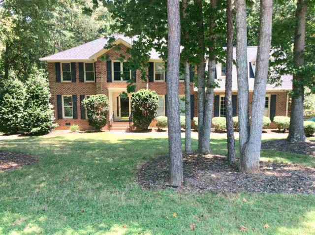 615 Millbrook Drive, Spartanburg, SC 29301 (#257355) :: Century 21 Blackwell & Co. Realty, Inc.
