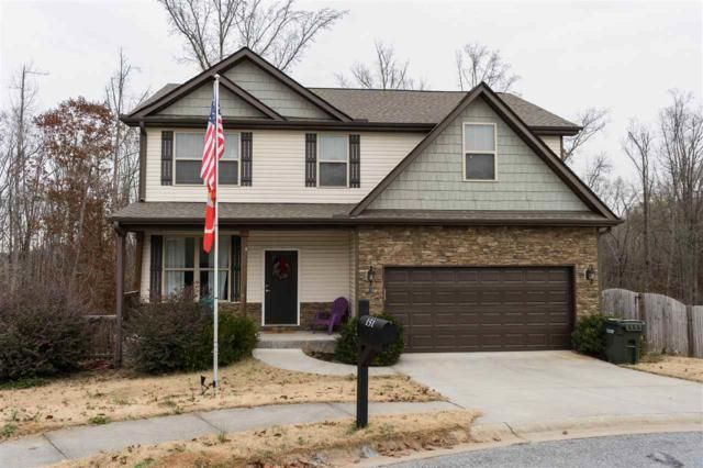 151 Autumn Hill Road, Greer, SC 29651 (#257359) :: Connie Rice and Partners