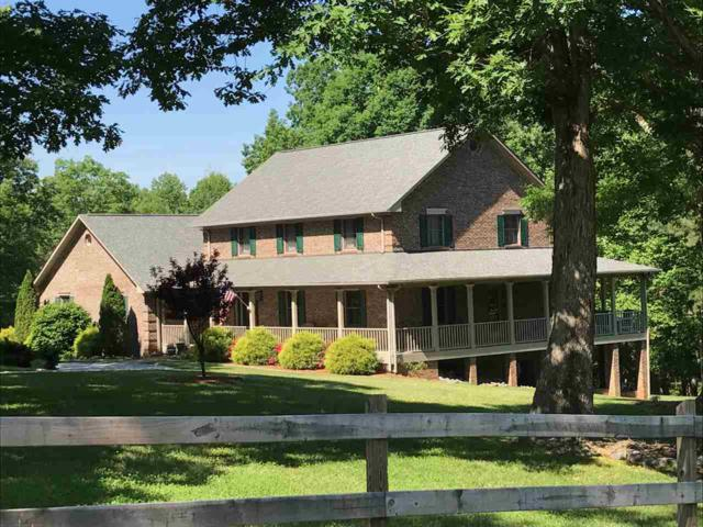 240 Stirrup Downs, Tryon, NC 28782 (#258022) :: Connie Rice and Partners