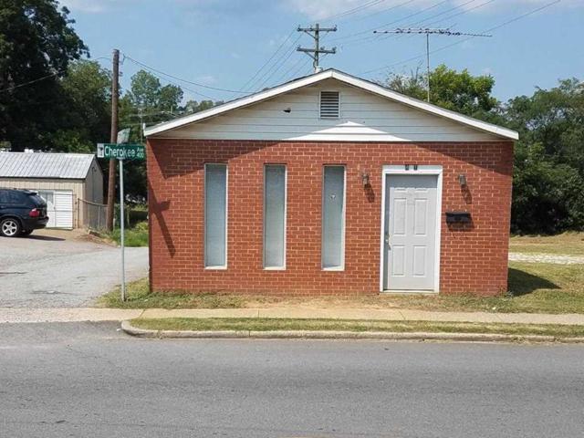 401 & 405 Cherokee Avenue, Gaffney, SC 29340 (#258110) :: Century 21 Blackwell & Co. Realty, Inc.