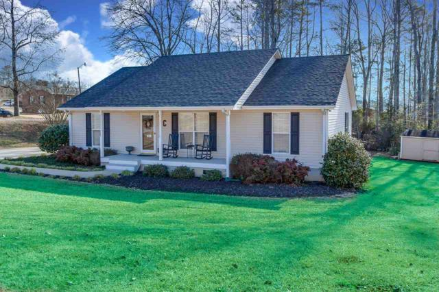 840 E Georgia Rd, Woodruff, SC 29388 (#258449) :: Connie Rice and Partners
