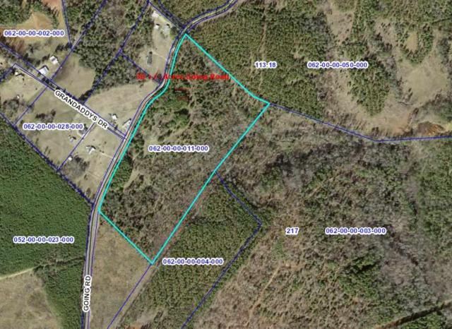 0 Going Road  30 +/- Acres, Chester, SC 20706 (#258454) :: Connie Rice and Partners