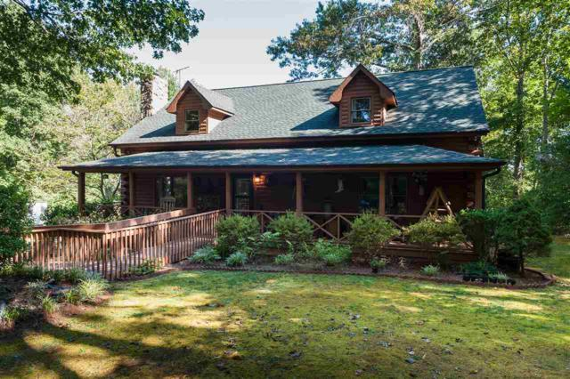 7464 Highway 11, Campobello, SC 29322 (#258479) :: Connie Rice and Partners
