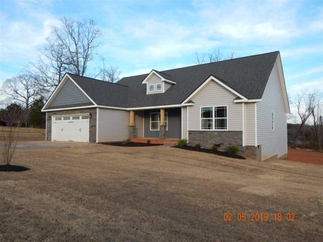 1525 Ballenger Road (Lot# 1), Wellford, SC 29385 (#258655) :: Century 21 Blackwell & Co. Realty, Inc.