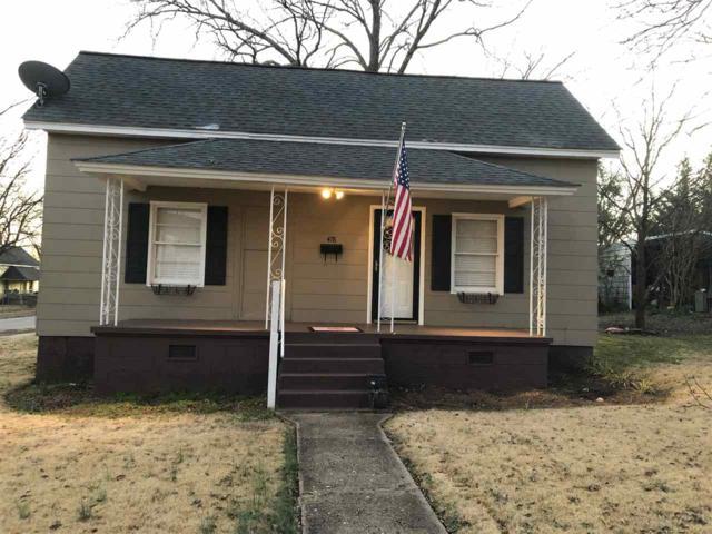 478 N Fairview, Spartanburg, SC 29303 (#258773) :: Century 21 Blackwell & Co. Realty, Inc.