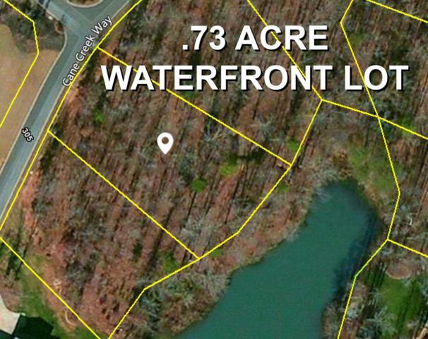 205 Cane Creek Way (Lot 17), Campobello, SC 29322 (#258802) :: Century 21 Blackwell & Co. Realty, Inc.