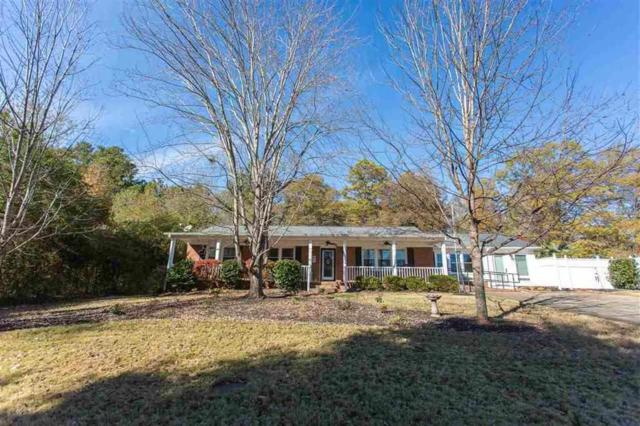 110 Crestview Drive, Inman, SC 29349 (#258839) :: Connie Rice and Partners