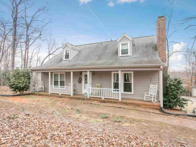 1086 Mcswain Rd, Chesnee, SC 29323 (#258892) :: Connie Rice and Partners