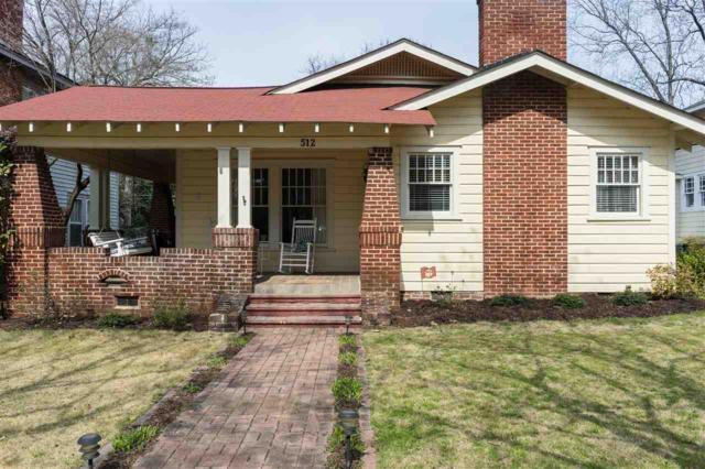 512 Norwood Street, Spartanburg, SC 29303 (#259647) :: Century 21 Blackwell & Co. Realty, Inc.