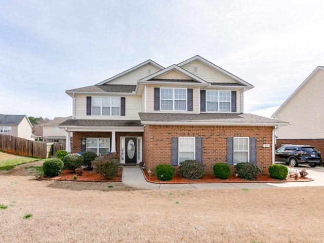 470 Slate Drive, Boiling Springs, SC 29316 (#259683) :: Century 21 Blackwell & Co. Realty, Inc.