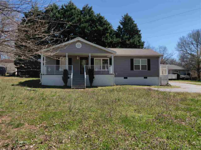 1150 Beacon Light Rd, Spartanburg, SC 29307 (MLS #259884) :: Prime Realty