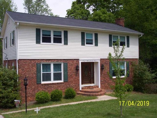 102 Hillside Dr, Gaffney, SC 29340 (#260701) :: Century 21 Blackwell & Co. Realty, Inc.