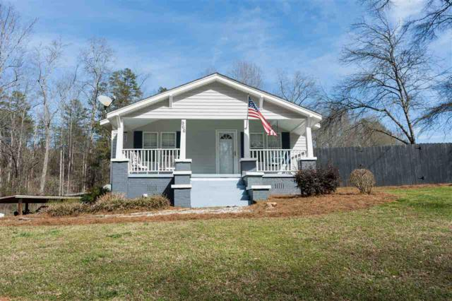 966 Norris Highway, Central, SC 29630 (#260707) :: Connie Rice and Partners