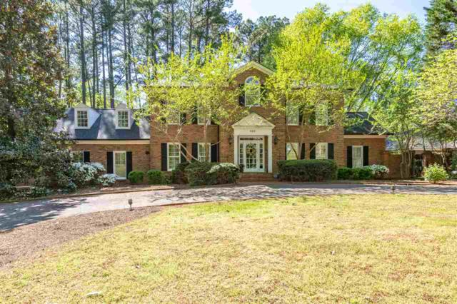 398 Montgomery Drive, Spartanburg, SC 29302 (#260820) :: Connie Rice and Partners