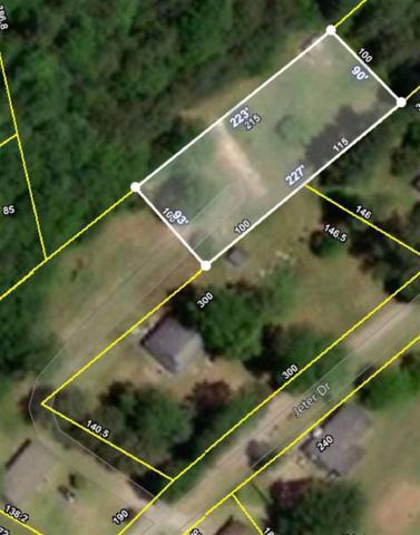 111 Jeter Drive, Pauline, SC 29374 (#260822) :: Century 21 Blackwell & Co. Realty, Inc.