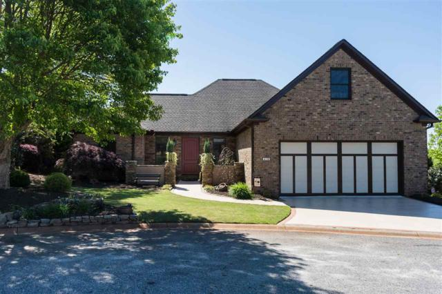 413 Moteverde Court, Inman, SC 29349 (#260832) :: Connie Rice and Partners