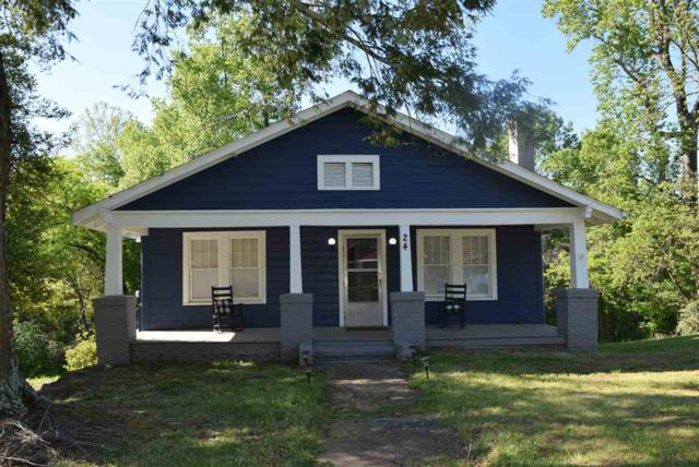 24 Old School House Rd, Mayo, SC 29368 (#260857) :: Century 21 Blackwell & Co. Realty, Inc.