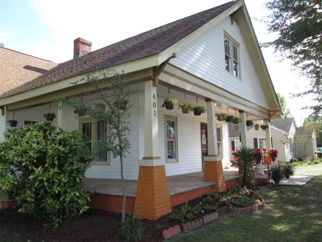 401 S Logan Street, Gaffney, SC 29341 (#261710) :: Century 21 Blackwell & Co. Realty, Inc.