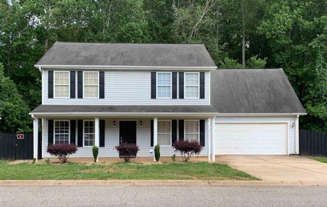 454 Pleasant Green Drive, Inman, SC 29349 (#262509) :: Connie Rice and Partners