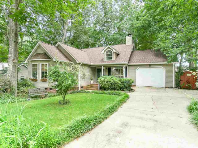 9 Glenrock Lane, Simpsonville, SC 29681 (#262612) :: Connie Rice and Partners