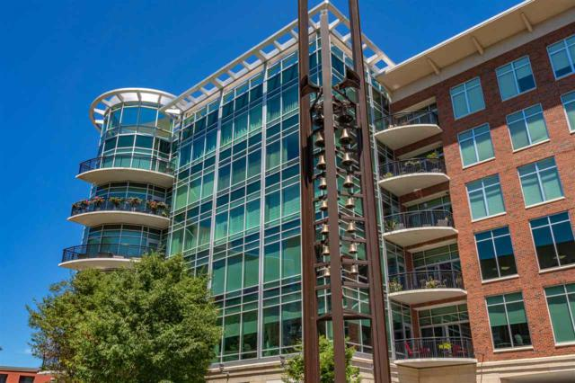 201 Riverplace, 807, Greenville, SC 29601 (#262654) :: Connie Rice and Partners