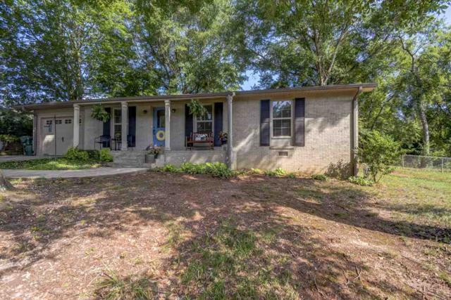 618 Valley Creek Drive, Greer, SC 29650 (#262722) :: Connie Rice and Partners