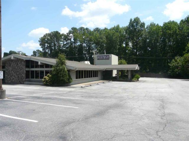 1045 Fernwood Glendale, Spartanburg, SC 29307 (#263015) :: Century 21 Blackwell & Co. Realty, Inc.