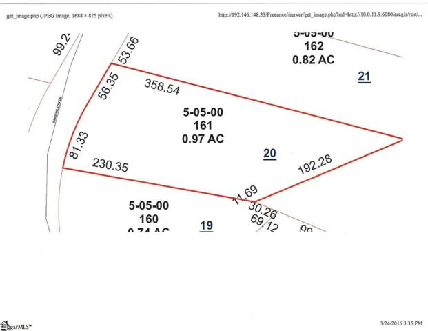 176 Carshalton Dr Lot 20, Lyman, SC 29365 (#263416) :: Century 21 Blackwell & Co. Realty, Inc.