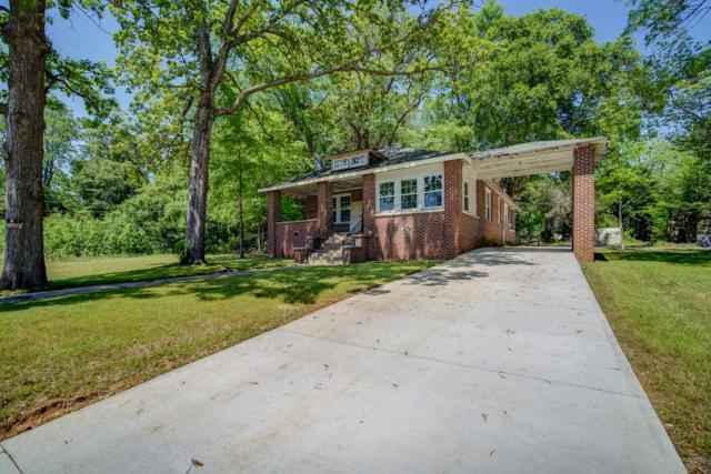 597 E Main St, Laurens, SC 29360 (#263844) :: Connie Rice and Partners