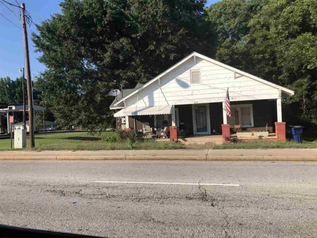 577 N Main St., Woodruff, SC 29388 (#263980) :: Century 21 Blackwell & Co. Realty, Inc.
