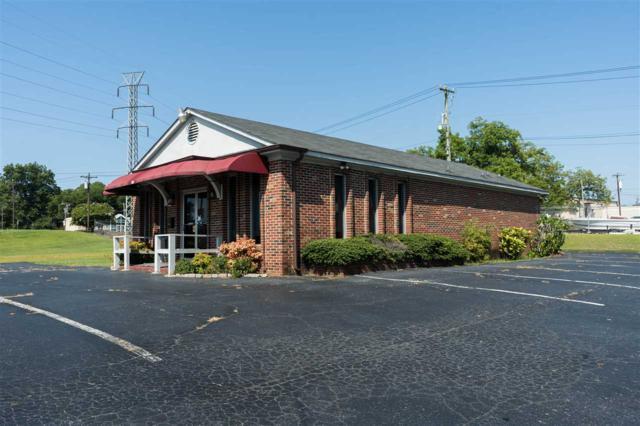 400 Glenwood Drive, Spartanburg, SC 29302 (#264088) :: Century 21 Blackwell & Co. Realty, Inc.