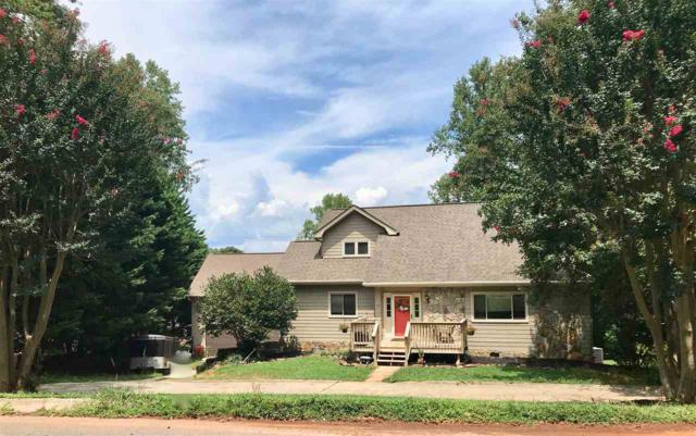 30 Country Club Drive, Greer, SC 29651 (#264179) :: Century 21 Blackwell & Co. Realty, Inc.