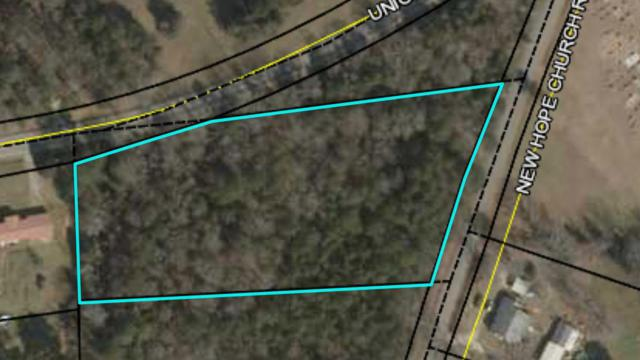 0 New Hope Church Road, Enoree, SC 29335 (#264181) :: Connie Rice and Partners