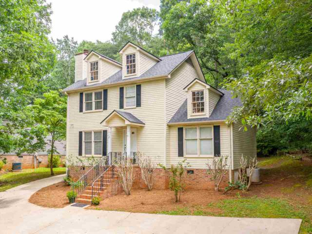 12 Sunset Drive, Taylors, SC 29687 (#264252) :: Connie Rice and Partners