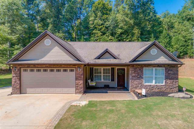 29 Carriage Drive, Greer, SC 29651 (#264267) :: Century 21 Blackwell & Co. Realty, Inc.