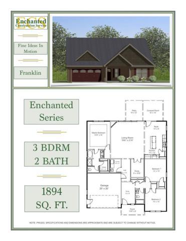 668 Sloan Rd Lot 10, Lyman, SC 29365 (#264275) :: Century 21 Blackwell & Co. Realty, Inc.