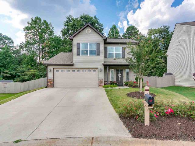 628 Cromwell Drive, Spartanburg, SC 29301 (#265025) :: Connie Rice and Partners