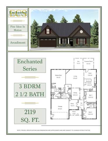 4 Upcountry Lane Lot 1, Travelers Rest, SC 29690 (MLS #265161) :: Prime Realty