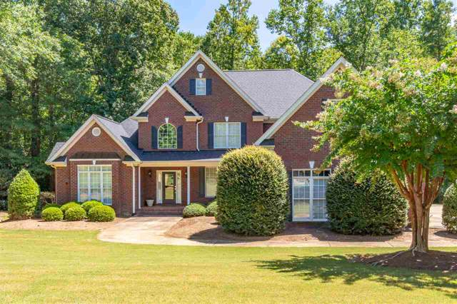 361 Hidden Creek Circle, Spartanburg, SC 29306 (#265350) :: Connie Rice and Partners