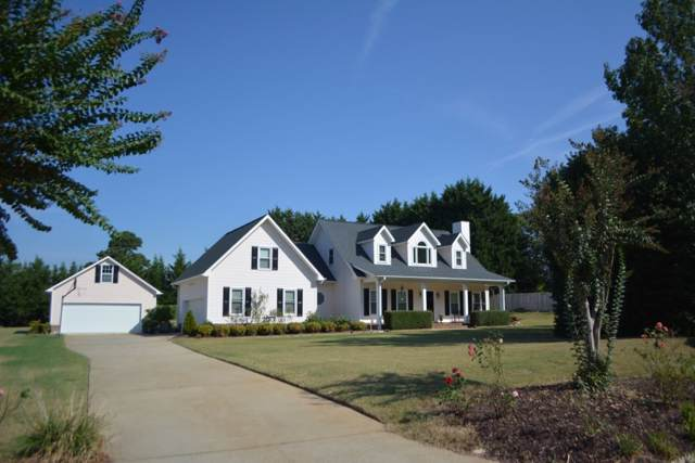 202 Mountain Range Road, Boiling Springs, SC 29316 (#265577) :: Connie Rice and Partners