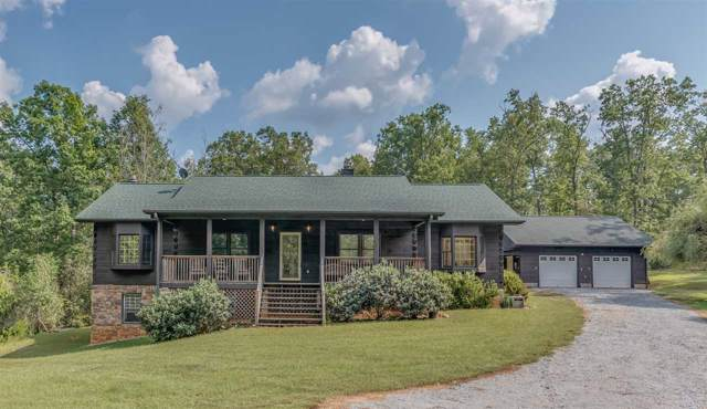 2885 Lake Adger Parkway, Mill Spring, NC 28756 (#265617) :: Connie Rice and Partners