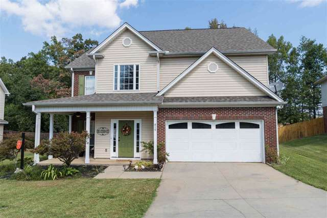 819 Bayshore Lane, Moore, SC 29369 (#265659) :: Century 21 Blackwell & Co. Realty, Inc.