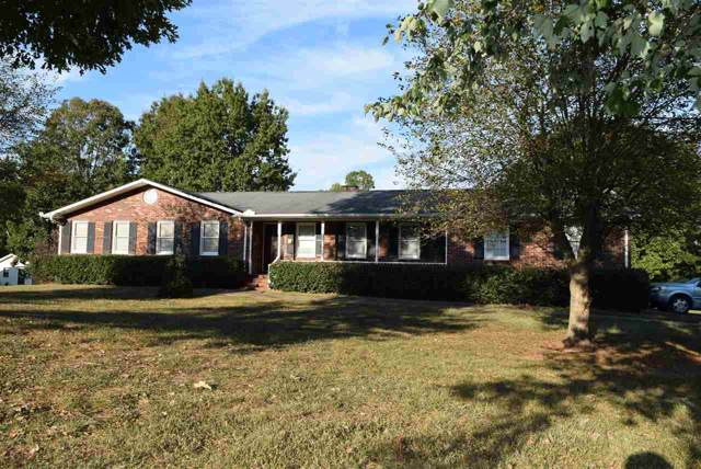 141 Shady Grove Road, Cowpens, SC 29330 (#265756) :: Connie Rice and Partners
