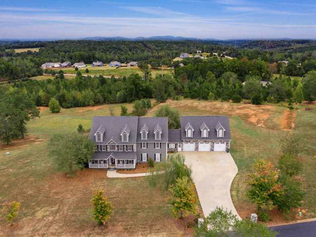 226 Prominence Ridge Drive, Chesnee, SC 29323 (#265775) :: Century 21 Blackwell & Co. Realty, Inc.