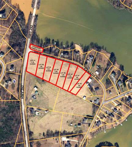 00 Canady Rd, Wellford, SC 29385 (#265877) :: Century 21 Blackwell & Co. Realty, Inc.