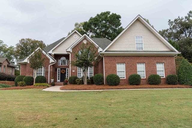 534 Scenic Oak Drive, Moores, SC 29369 (#265892) :: Connie Rice and Partners